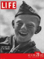 Life Magazine, July 24, 1950 - Boy Scout Jamboree