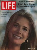 Life Magazine, July 24, 1970 - Candice Bergen