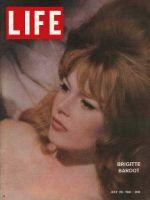 Life Magazine, July 28, 1961 - Brigitte Bardot