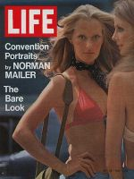 Life Magazine, July 28, 1972 - The bare look in fashion