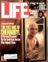 Life Magazine, August 1, 1986 - Chernobyl Disaster