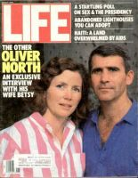 Life Magazine, August 1, 1987 - Oliver North