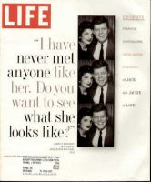 Life Magazine, August 1, 1995 - John F. Kennedy And Jackie