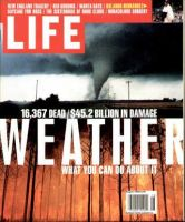 Life Magazine, August 1, 1998 - Wicked Weather