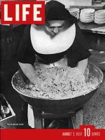 Life Magazine, August 2, 1937 - Nun