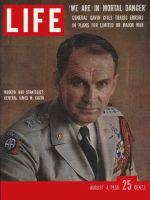 Life Magazine, August 4, 1958 - General James Gavin