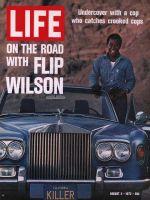 Life Magazine, August 4, 1972 - Flip Wilson