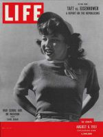 Life Magazine, August 6, 1951 - Summer fun, fashion