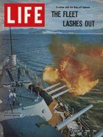 Life Magazine, August 6, 1965 - U.S. Navy vs. Vietcong