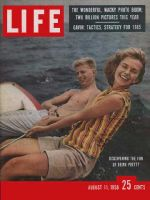 Life Magazine, August 11, 1958 - Beauty at 14