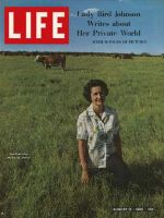 Life Magazine, August 13, 1965 - Lady Bird Johnson