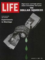 Life Magazine, August 15, 1969 - Inflation and taxes
