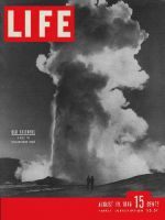 Life Magazine, August 19, 1946 - Yellowstone Park