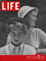 Life Magazine, August 29, 1949 - College fashions