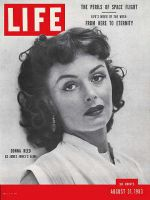 Life Magazine, August 31, 1953 - Donna Reed