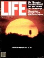 Life Magazine, September 1, 1980 - Long Hot Summer, Sunset