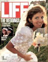 Life Magazine, September 1, 1986 - Caroline Kennedy Gets Married
