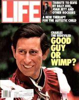 Life Magazine, September 1, 1987 - Prince Charles