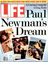 Life Magazine, September 1, 1988 - Paul Newman's Camp