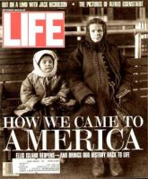 Life Magazine, September 1, 1990 - How We Came To America