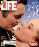 Life Magazine, September 1, 1991 - Gone With The Wind Sequel?