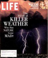 Life Magazine, September 1, 1993 - Killer Weather