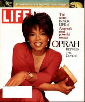 Life Magazine, September 1, 1997 - Oprah Winfrey