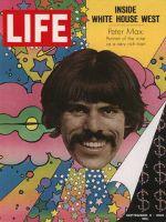 Life Magazine, September 5, 1969 - Artist Peter Max