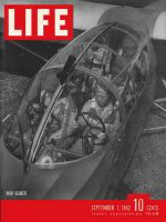 Life Magazine, September 7, 1942 - War gliders