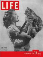 Life Magazine, September 9, 1946 - Jane Powell
