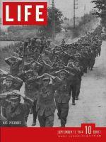 Life Magazine, September 11, 1944 - Captured Nazis