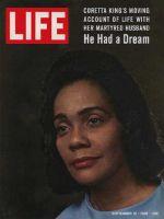 Life Magazine, September 12, 1969 - Coretta Scott King
