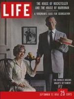 Life Magazine, September 22, 1958 - Allen and Burns