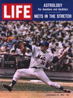 Life Magazine, September 26, 1969 - Jerry Koosman, baseball