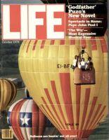 Life Magazine, October 1, 1978 - Hot Air Balloons