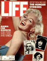 Life Magazine, October 1, 1981 - Marilyn Monroe