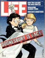 Life Magazine, October 1, 1984 - Doonesbury