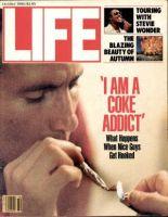 Life Magazine, October 1, 1986 - Cocaine Addict
