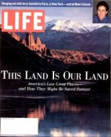 Life Magazine, October 1, 1993 - Our Country