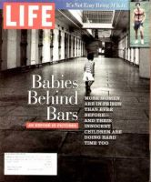 Life Magazine, October 1, 1997 - Babies Behind Bars
