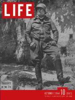 Life Magazine, October 2, 1944 - General Truscott
