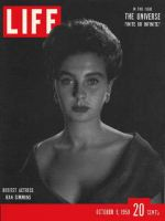 Life Magazine, October 9, 1950 - Jean Simmons
