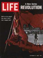 Life Magazine, October 10, 1969 - Composite: Revolution