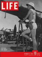 Life Magazine, October 12, 1942 - War work