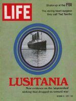 Life Magazine, October 13, 1972 - S.S. Luisitania
