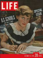 Life Magazine, October 16, 1950 - New Trier High School