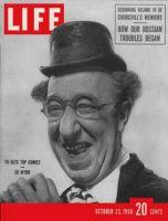 Life Magazine, October 23, 1950 - Ed Wynn