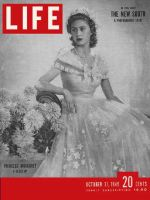 Life Magazine, October 31, 1949 - Princess Margaret