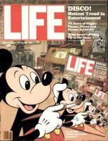 Life Magazine, November 1, 1978 - Mickey Mouse