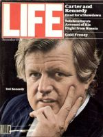 Life Magazine, November 1, 1979 - Ted Kennedy